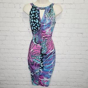 Joseph Ribkoff Sexy Bodycon Dress